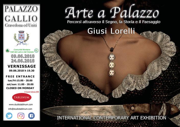 SensArt: Arte a Palazzo