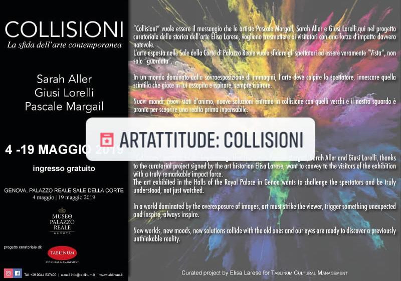 ArtAttitude: Collisioni